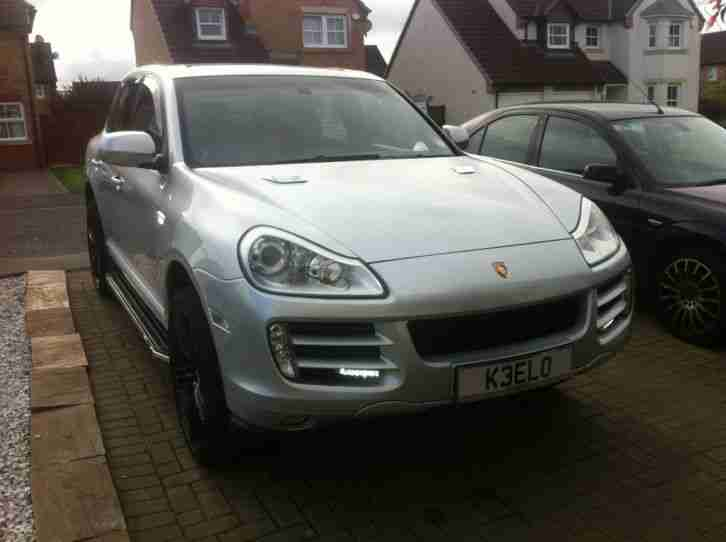 porsche cayenne tiptronic 2007 facelift model only 27000 miles car for sale. Black Bedroom Furniture Sets. Home Design Ideas