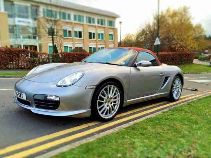 Porsche Rs60 Spyder Hpi Clear Fsh Lots Of Receipts Car