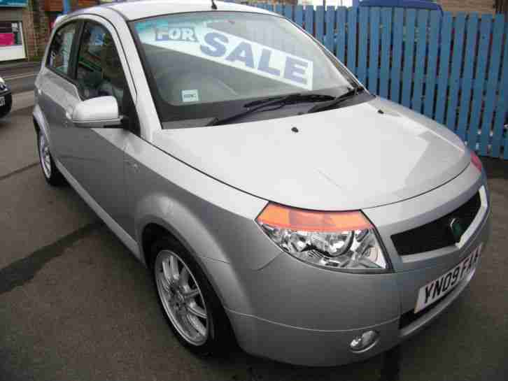 Proton Savvy 1.2 Style LOW MILEAGE MOT MARCH 2018 4 SERVICE STAMPS AIR CON