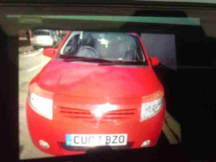 Proton Savvy 1.2. Proton car from United Kingdom