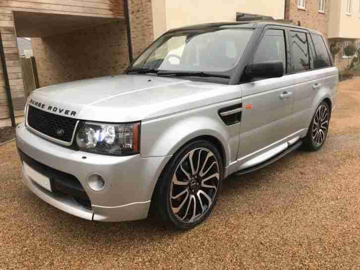 Range Rover Sport Land Car From United Kingdom