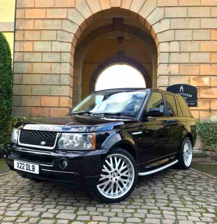Incridible Land Rover Diesel For Sale On Range Rover Sport: RANGE ROVER SPORT HSE FACELIFT, CREAM INTERIOR, 22 WHEELS