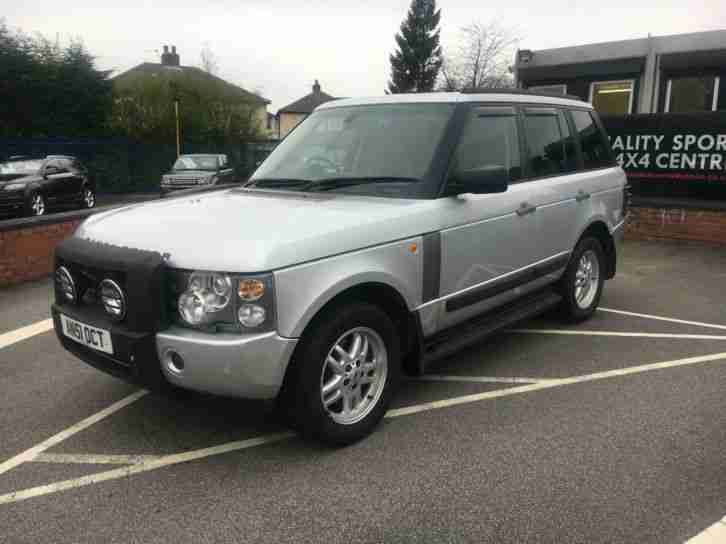 RANGE ROVER VOGUE 3.0 TDIV6 AUTOMATIC DIESEL