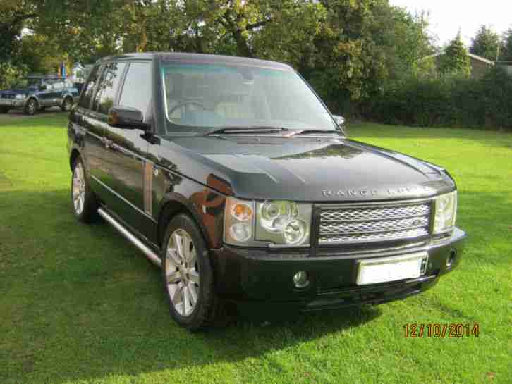 RANGE ROVER VOGUE - LPG - 11K MILES - GREAT CONDITION