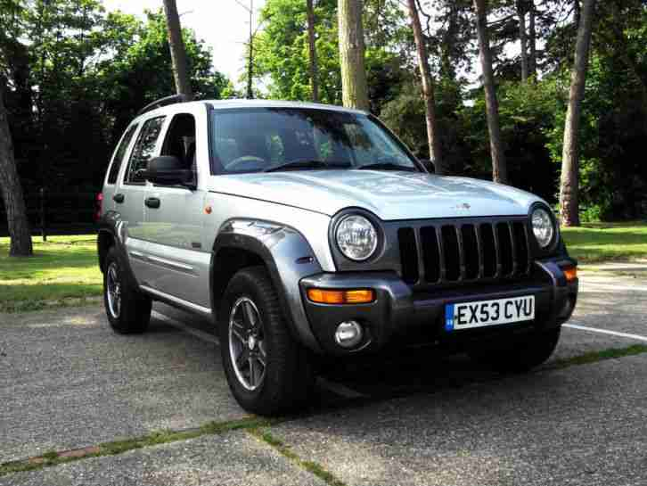 jeep rare 2003 cherokee 2 8 crd extreme sport diesel automatic px swap. Black Bedroom Furniture Sets. Home Design Ideas