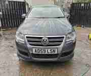RARE 2009 VW PASSAT R LINE DIESEL ONLY 71K GENUINE MILEAGE SALOON EXAMPLE