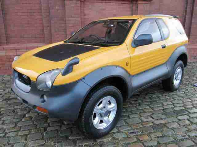 RARE ISUZU VEHICROSS 4X4 TOD AUTOMATIC FRESH JAPANESE IMPORT LOW MILES