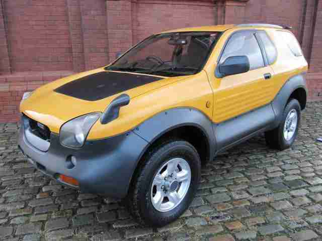 Isuzu RARE VEHICROSS. Isuzu car from United Kingdom