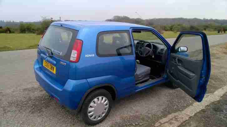 RARE ONLY 6000 Miles, one owner, mint condition..Suzuki ignis