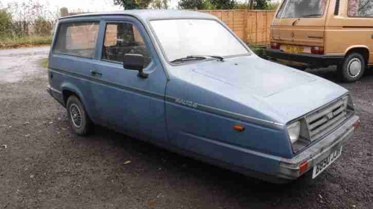 Reliant RIALTO 2. Reliant car from United Kingdom