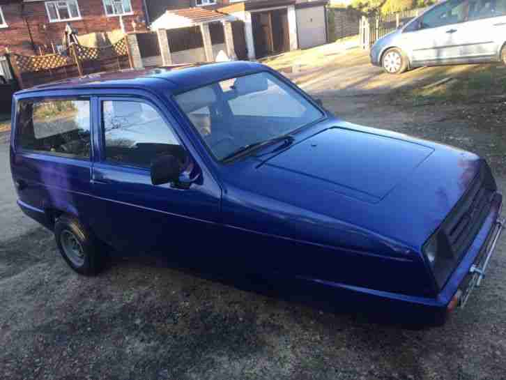 RELIANT RIALTO ESTATE 850CC 1985 SPARES OR REPAIR