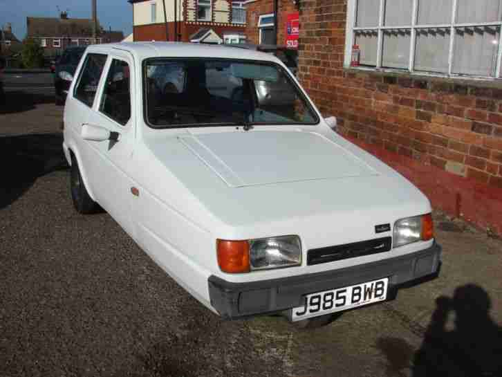 RELIANT ROBIN LX SPARES REPAIR DOES RUN NO TEST