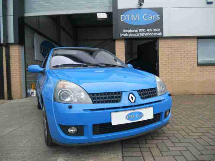 RENAULT CLIO 182, 197, 200 WANTED NORTH EAST