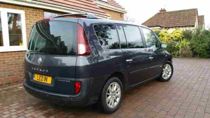 renault grand espace car for sale. Black Bedroom Furniture Sets. Home Design Ideas