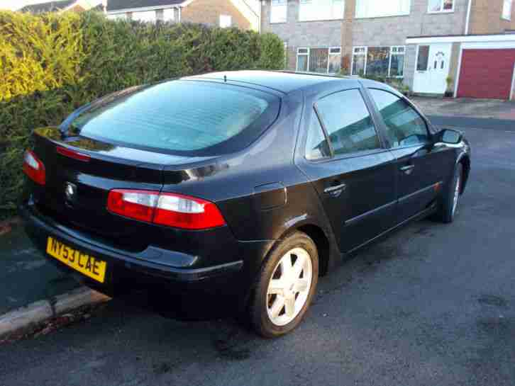 renault laguna petrol 2004 1 8 expression 16v cheap car car for sale. Black Bedroom Furniture Sets. Home Design Ideas