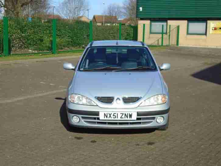 RENAULT MEGANE * NEW MOT * Service History * Drive Away Today * 2002 Petrol
