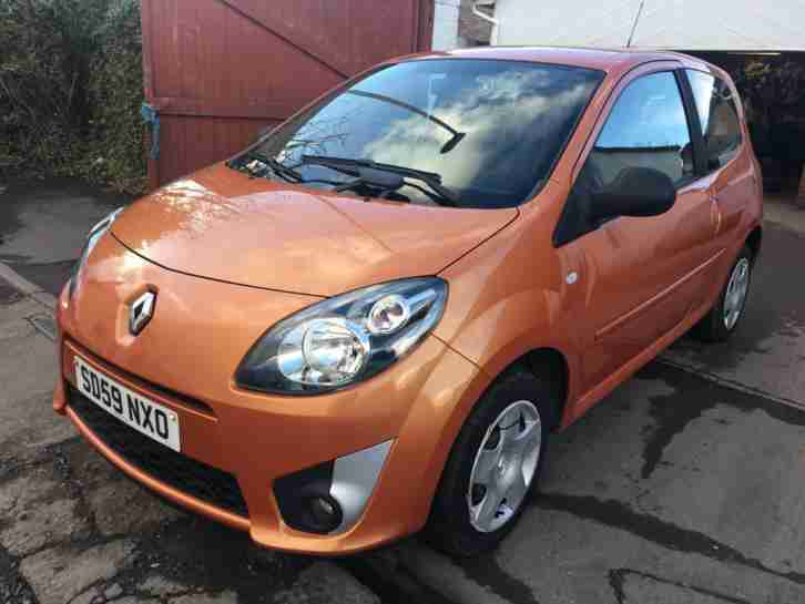 TWINGO 1.2 EXTREME 59 PLATE