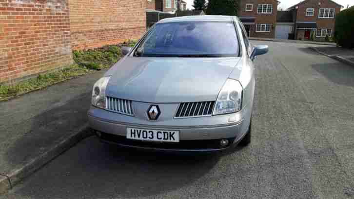 RENAULT VEL SATIS PRIVILEGE V6 3.0 DIESEL AUTOMATIC GREAT RUNNER!