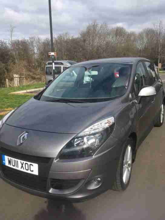 Renault Scenic i. Renault car from United Kingdom