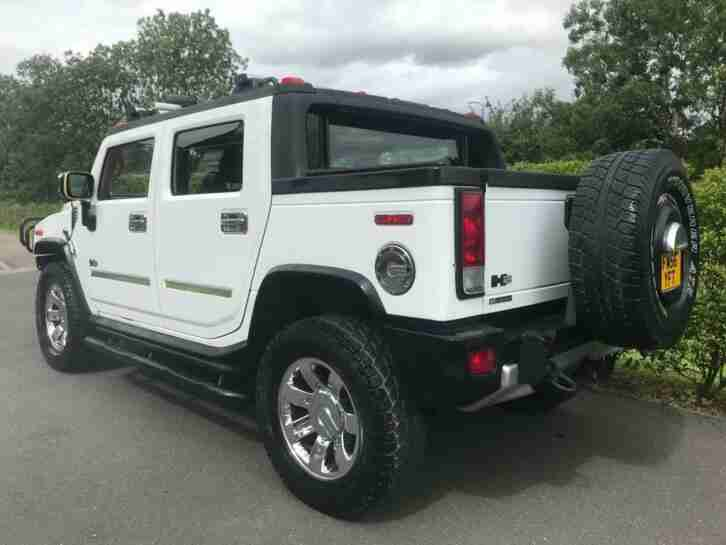 Hummer Vehicle