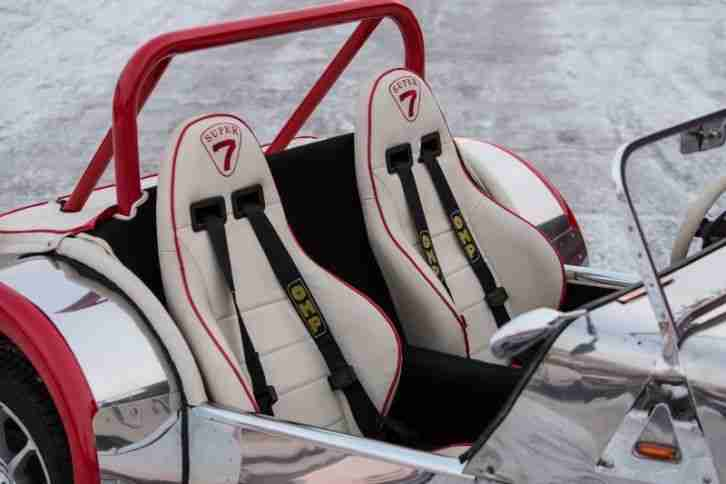 ROBIN HOOD, Kit-Car LOTUS SUPER 7 and UMIMOG 1966, LHD