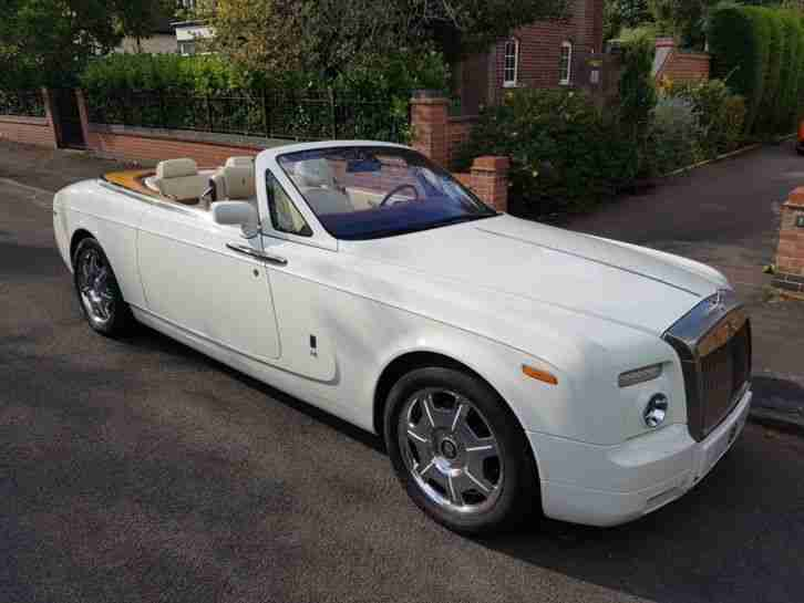 PHANTOM 2008 DROPHEAD 6.7