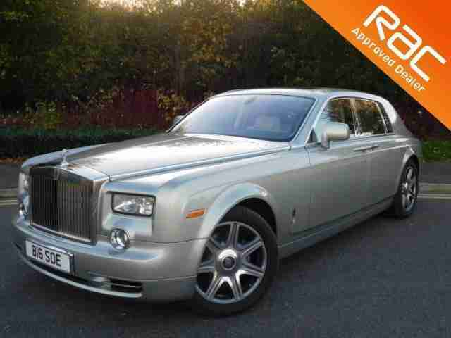 Rolls Royce PHANTOM. Rolls Royce car from United Kingdom