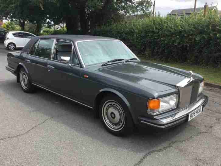 ROLLS ROYCE SILVER SPIRIT 2 VERY LOW MILEAGE 1 PREVIOUS OWNER