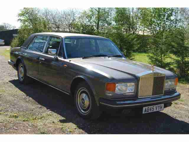 ROLLS ROYCE SILVER SPUR,2 YEAR WARRANTY FINANCE