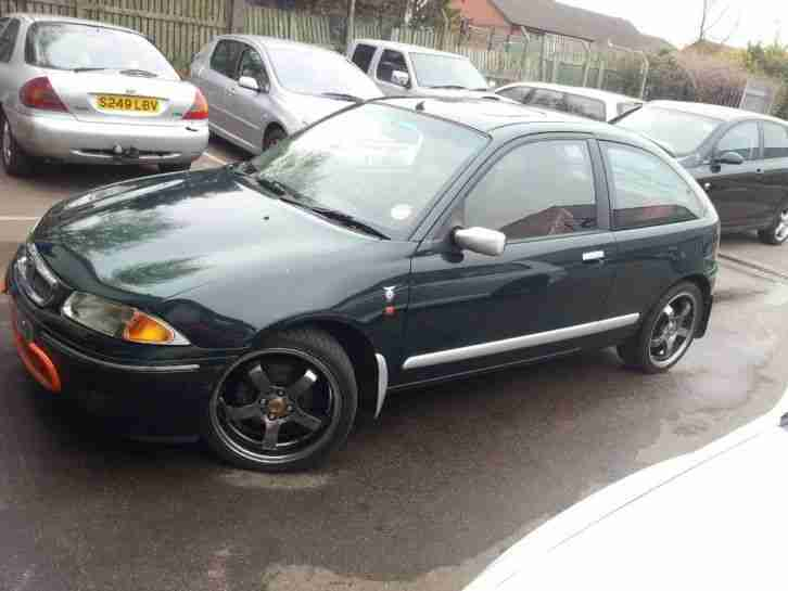***** ROVER 200 BRM MG ZR ZT VERY RARE LIMITED EDITION BARGAIN **********