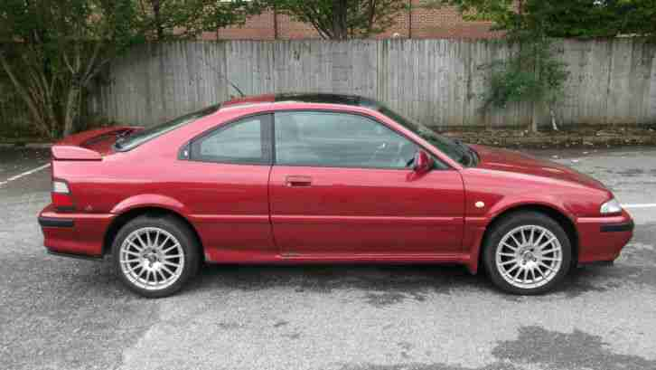 Rover 216 Coupe Se 1 6 With Honda Engine Runs Drives 16