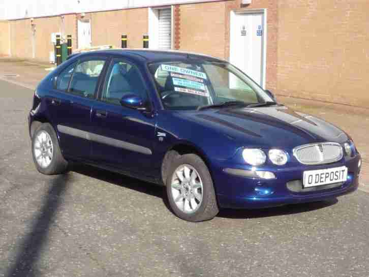 ROVER 25 1.4 IMPRESSION 2...1-Owner From New...NEW MOT...45,720 Miles From New..