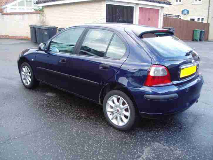 ROVER 25 1.4 SPIRIT 5 DOOR 2002