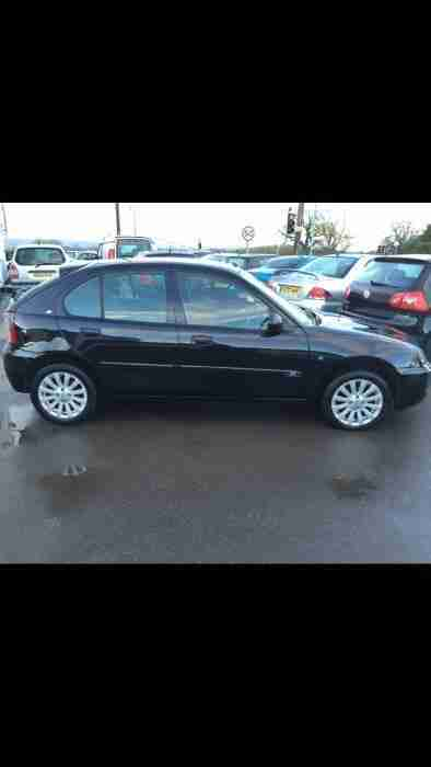 ROVER 25 2.0 SEI TD 5 DOOR, Black, Manual, Diesel, 2005