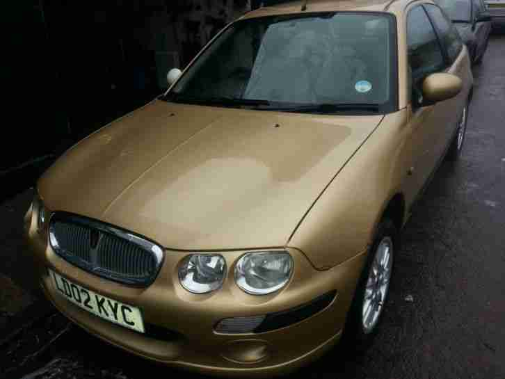 ROVER 25 IMPRESSION 2 GOLD 1.4 2002