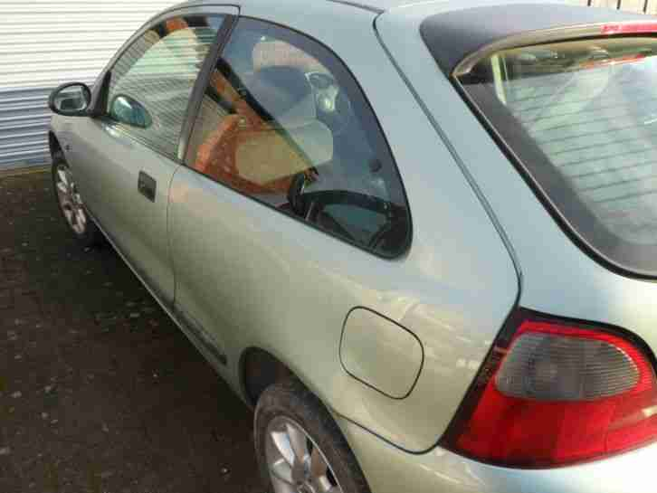 ROVER 25 IMPRESSION 2002 3 DOOR (spares or repairs head gasket gone)