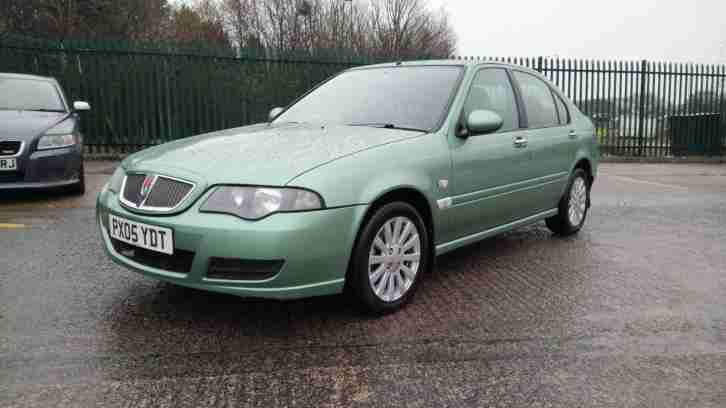 ROVER 45 1.4 CLUB SE 5DR MANUAL+ALLOYS+AIR