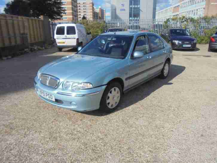 ROVER 45 IL 16V 57000 MILES SPARES OR REPAIRS