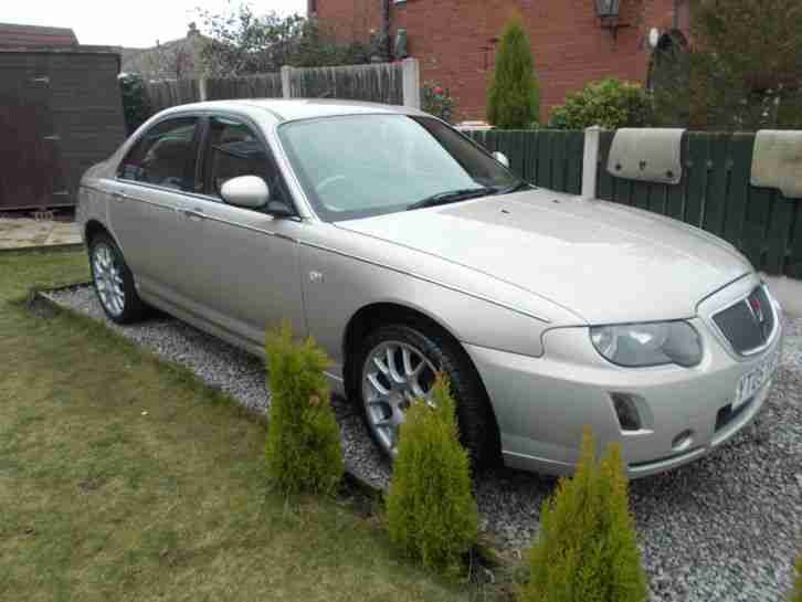 ROVER 75 1.8. MG car from United Kingdom