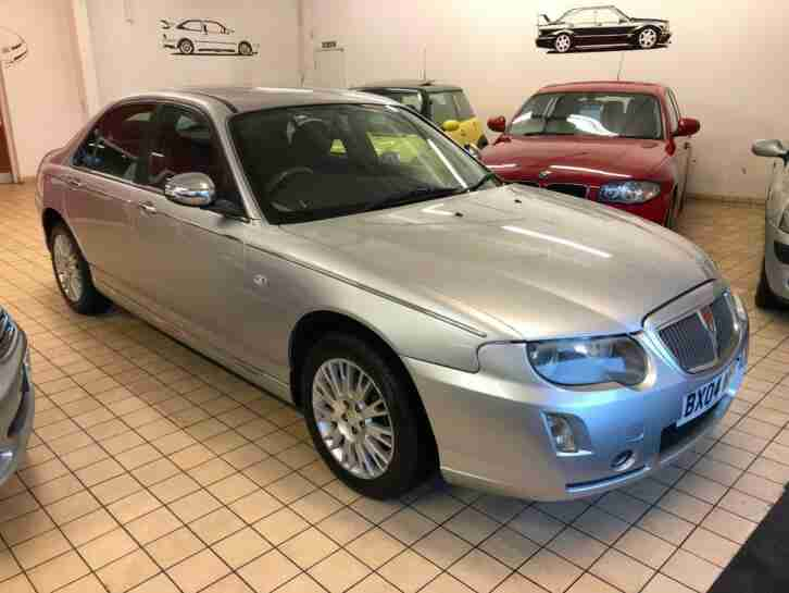 ROVER 75 2.0 CDTi AUTO CONNOISSEUR SE SALOON +SORRY DEPOSIT NOW TAKEN +
