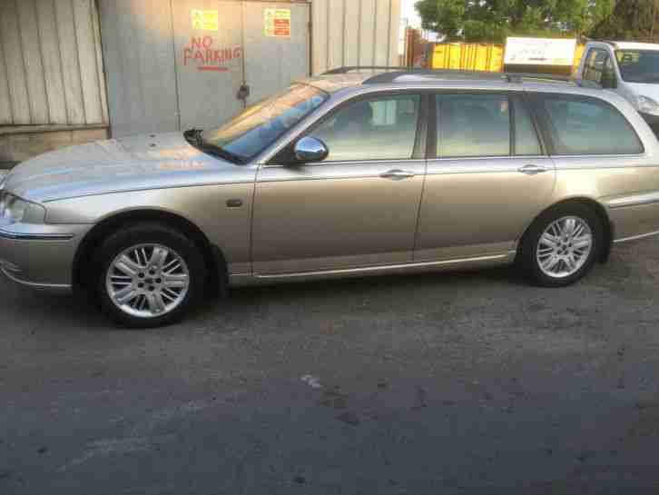 ROVER 75 2.0 DIESEL CONNOISSEUR SE TOURER ESTATE