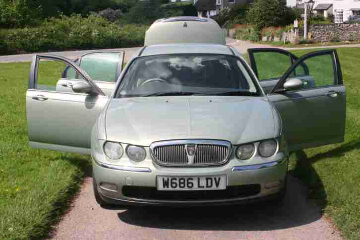 rover 75 cdt bmw diesel engine ex cond long mot 2 owners from new. Black Bedroom Furniture Sets. Home Design Ideas