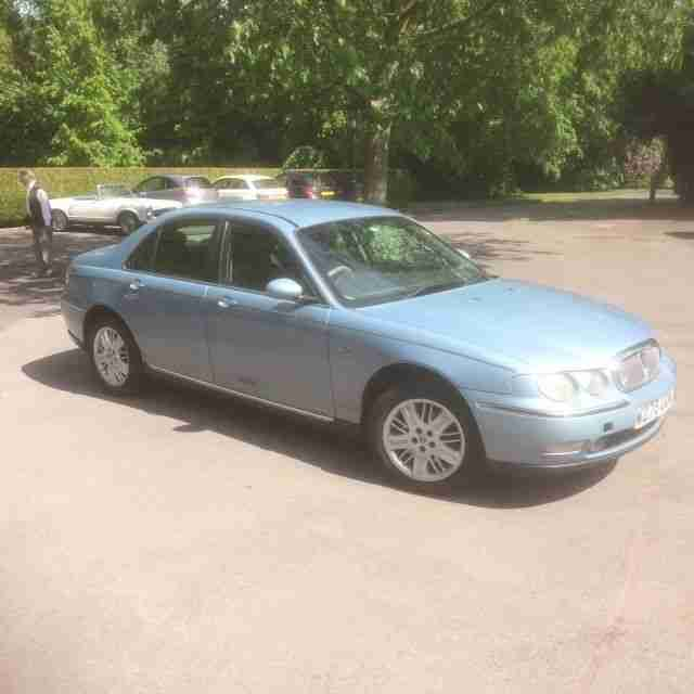 ROVER 75 CLUB SE YEAR 2000