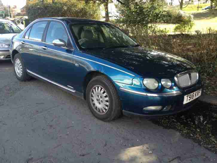 ROVER 75 . MG car from United Kingdom