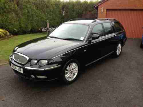 75 TOURER 1.8 CLUB SE ESTATE BLACK