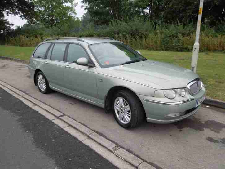 ROVER 75 V6 2L TOURER CLUB SE 2003