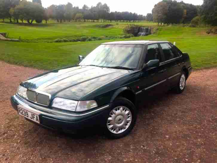 ROVER 820i 1997 R REG CONCOURS CONDITION DRY STORED FOR THE LAST DECADE