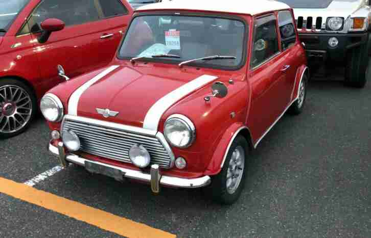 MINI COOPER 1300 MANUAL MONTE CARLO