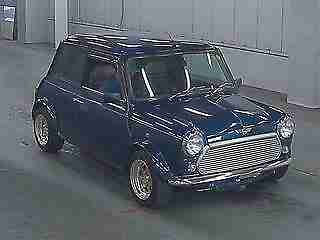 ROVER MINI MAFAIR 1300 MANUAL INVESTABLE MODERN CLASSIC LIMITED SPORTS PACK