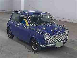 Rover MINI PAUL. Rover car from United Kingdom